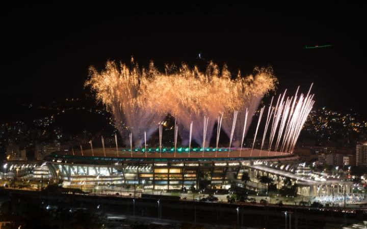 Rio Opening
