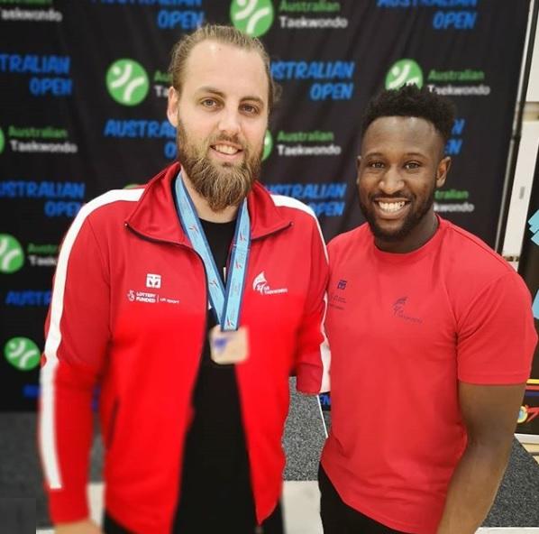 Oceania-Para-TKD-Champs-Matt-Bush-Bronze