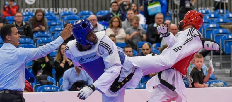 Cho Is Damme Sure He Is Ready To Fight For Olympic Qualification
