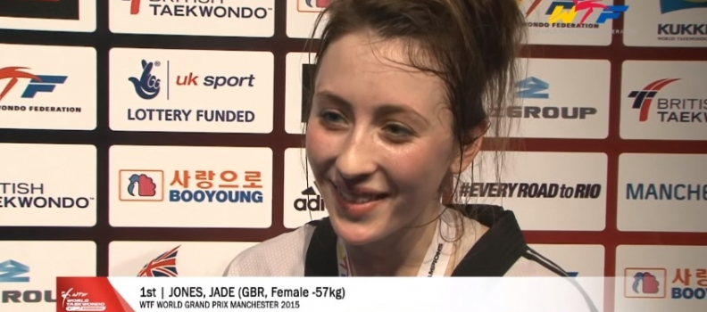 Jade Jones On Her Gold At The Grand Prix Manchester
