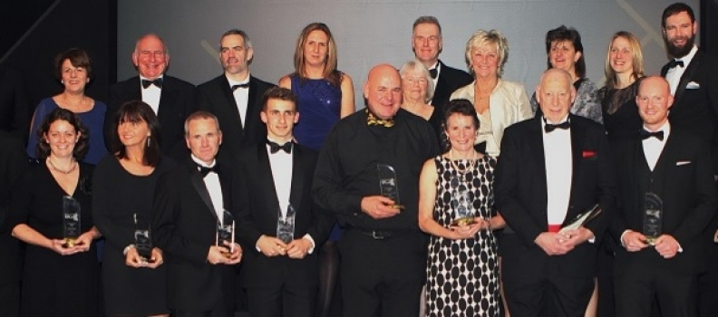 Pathway Coach Recognised for his Achievements at UK Coaching Awards