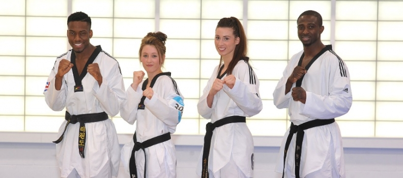 GB TAEKWONDO NAME FAB FOUR FOR RIO OLYMPICS