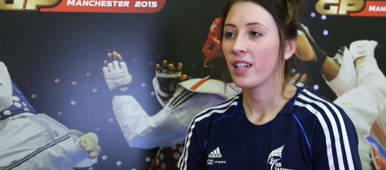Jade Jones Previews Manchester Grand Prix