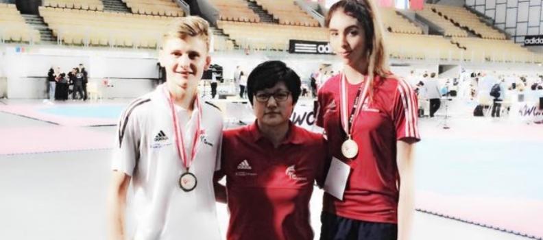 SLAVIN SHOCKS OLYMPIC CHAMPION ON WAY TO AUSTRIAN OPEN TITLE