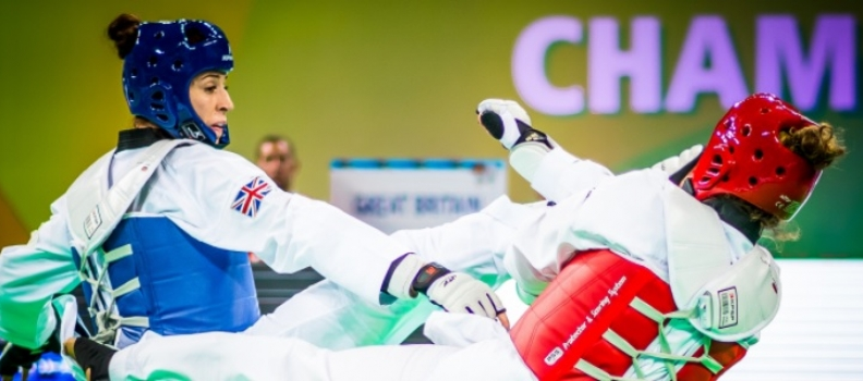 Bianca Backing Britain to Help her Complete Hat-trick of World Titles