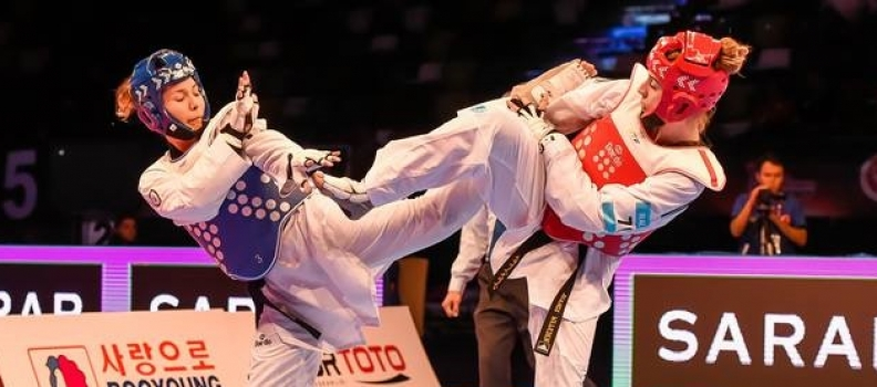 Brit Pack Aiming To Be World Leaders At Manchester's World Taekwondo Grand Prix