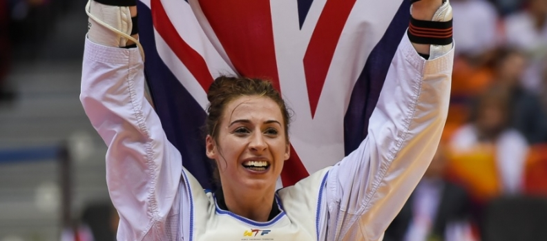 Five Stars of 2015: GB Taekwondo Athletes of the Year