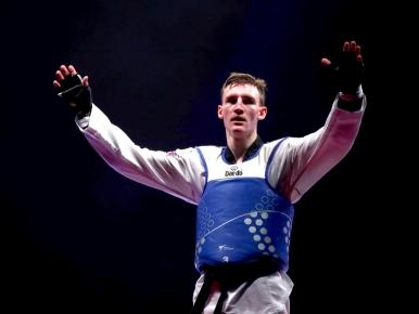 Watch Bradly Sinden make history at the 2019 World Championships!