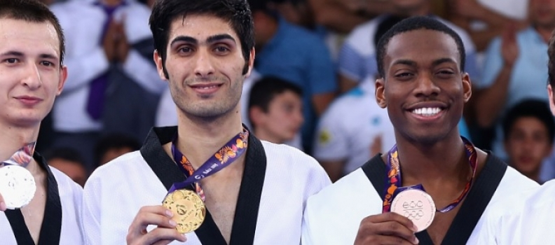 Muhammad Adds Bronze To GB Taekwondo's Euro Games Medal Haul