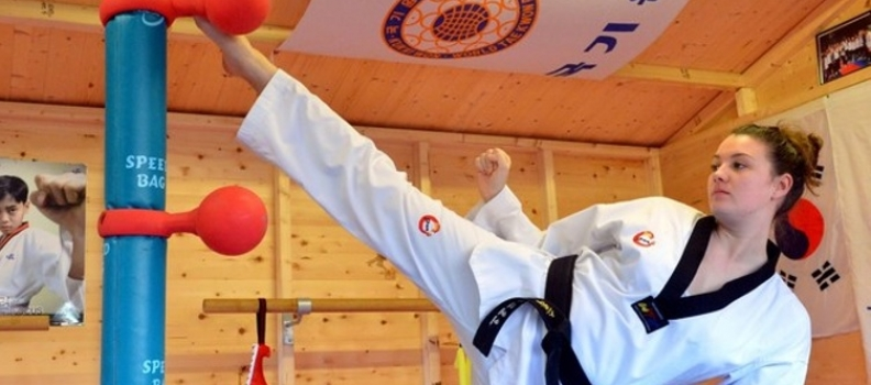 Truesdale Takes Bronze At The Para Taekwondo World Championships