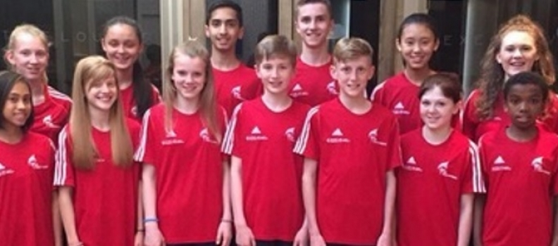 Cadets Are Ready And Rearing To Go At Euros