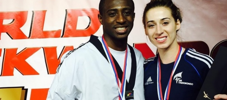 Heavyweight Duo Lands Bronze In Moscow