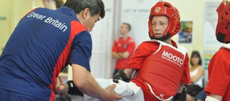 GB Taekwondo Set The Tone To Lead The Way For The Level 2 Certificate In Coaching Taekwondo Award