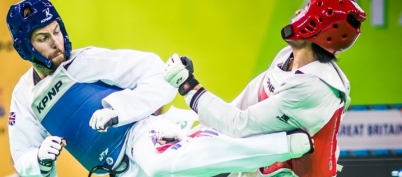 Damon Calls Time on Outstanding Taekwondo Career