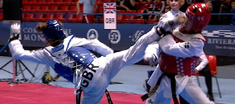 2016 European Championships: Jade Jones' Final