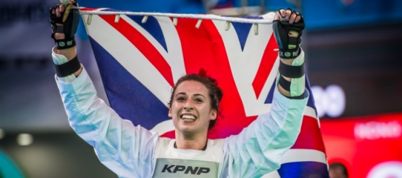 Made in Manchester-GB Taekwondo name squad for home World Grand Prix