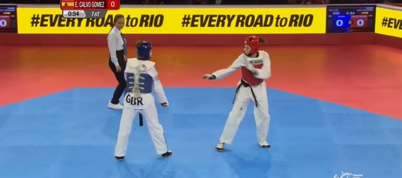 Jade Jones' Final At Manchester Grand Prix (Series 3)