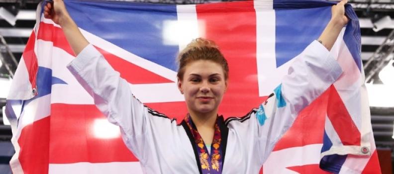 Many happy returns – Charlie Maddock back at GB Taekwondo and targeting medal success