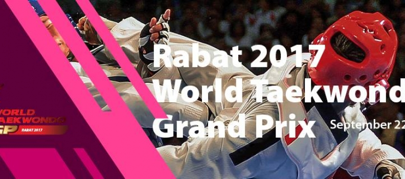 2017 World Taekwondo Grand Prix Rabat