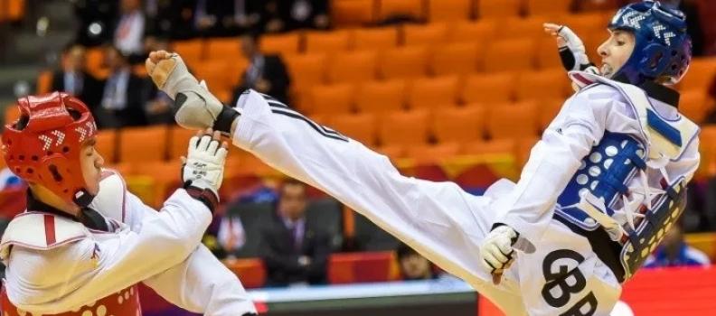GB Taekwondo Opens its Doors to Duo