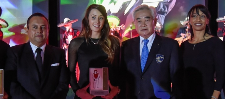 Jade Crowned World Player Of The Year