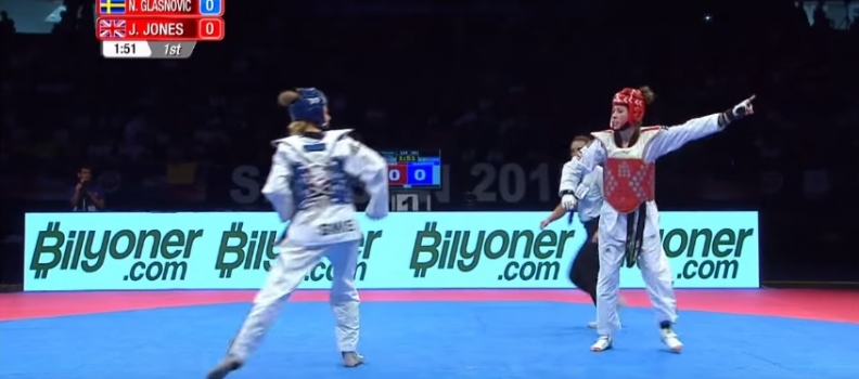 Jade Jones' Semi-Final At Samsun Grand Prix (Series 2)