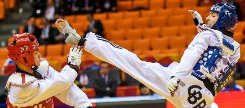 Battling Calland Comes Up Just Short On World Championship Debut