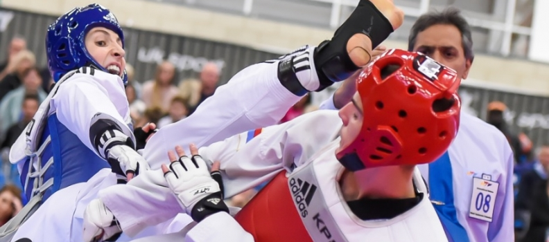 Grit and Polish! Josh's joy at second chance with GB Taekwondo