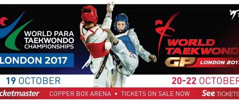 World Taekwondo Grand Prix London 2017