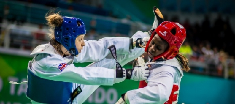 Take a chance on me! Martial artists' Olympic fast-track opportunity with talent ID scheme