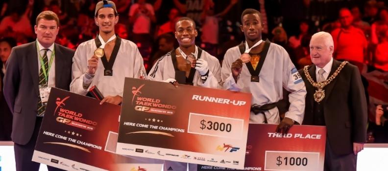 Warrior Spirit-Lutalo Stuns World Champion On Way To World Grand Prix Silver Medal