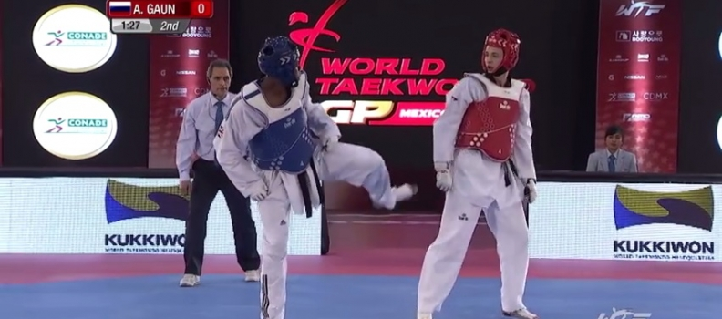 Lutalo Muhammad's Semi-Final at Mexico Grand Prix Final (Series 4)