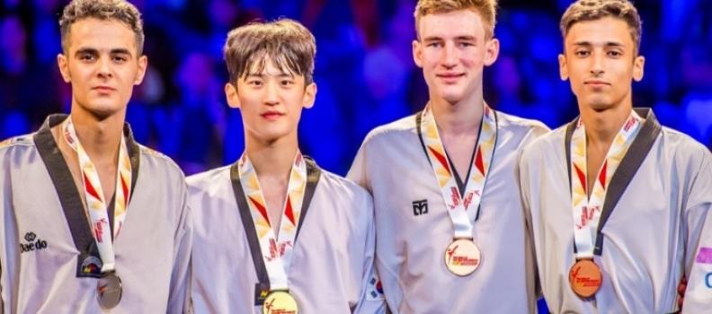 Lauren Williams gives GB Taekwondo golden start to World Grand Prix