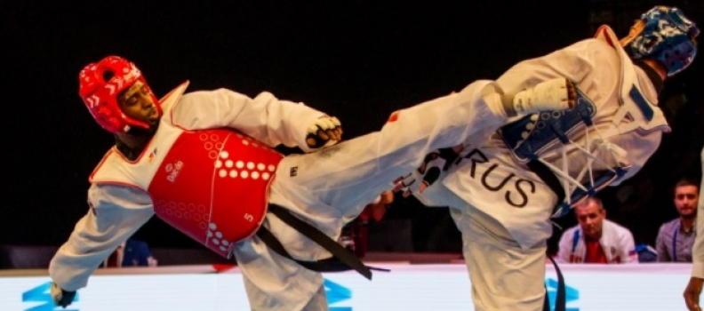 Mahama Cho opens GB taekwondo Grand Prix medal account