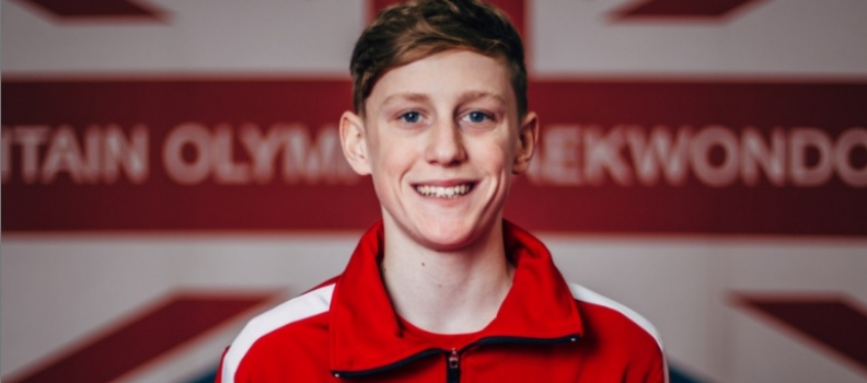 Three is the Magic Number as Mason Added to Team GB's Youth Olympic Games Squad