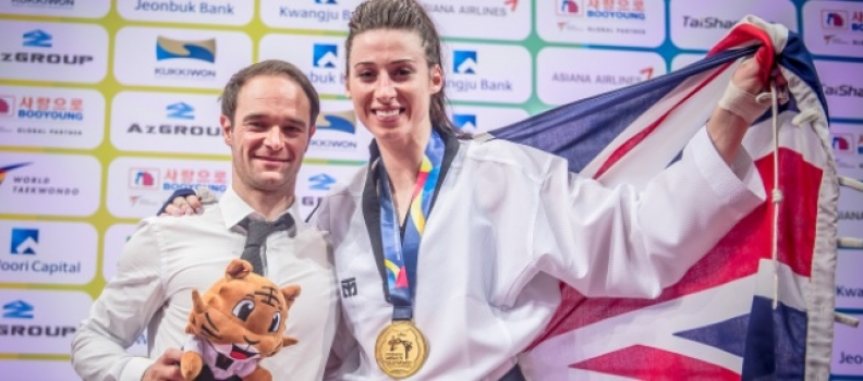 NEW HONOUR FOR WORLD CHAMPION WALKDEN