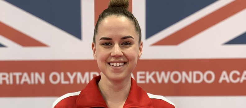 Beth is solid gold-newcomer marks para-taekwondo debut by qualifying for Paralympic Games