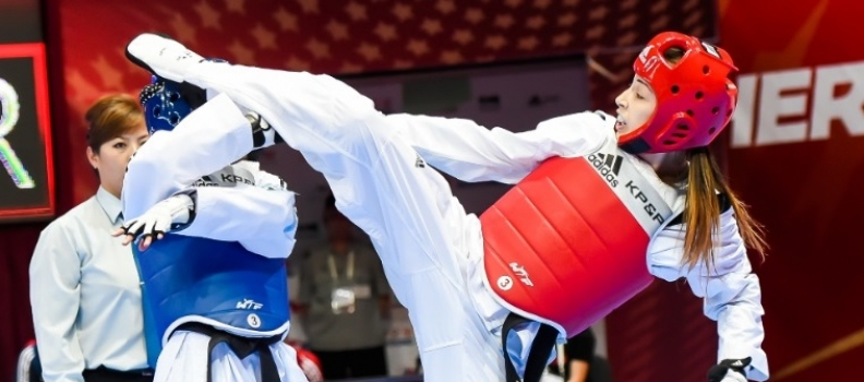 Former World Championship medallist Rachelle targets new career after leaving Elite level Taekwondo