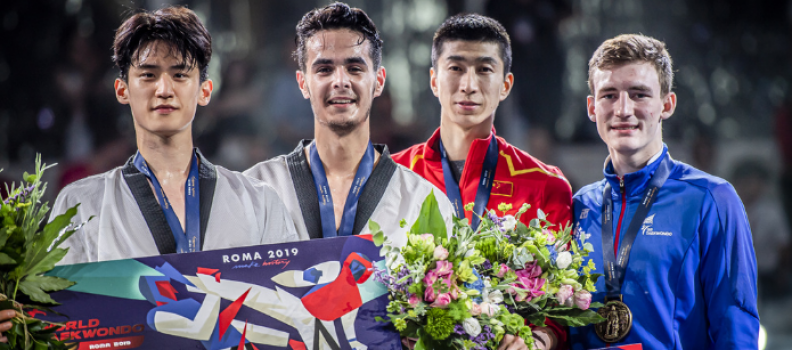 Two Out Of Three Ain't Brad! Sinden & Cho Bring Home Bronze Whilst Teammates Secure Golden Haul in Austria