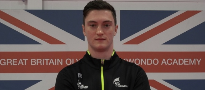 Cana he Kick it? Karate Kid Sam joins GB Taekwondo Set-Up