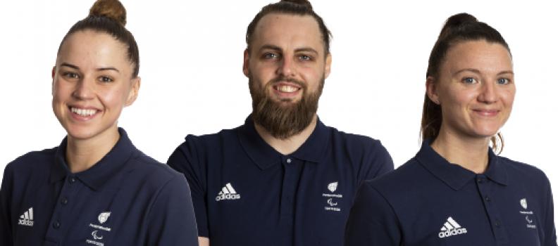 Tokyo 2020 Paralympics Team Announced
