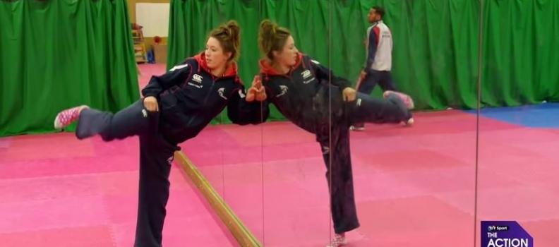 BT Sport's Action Woman: Jade Jones