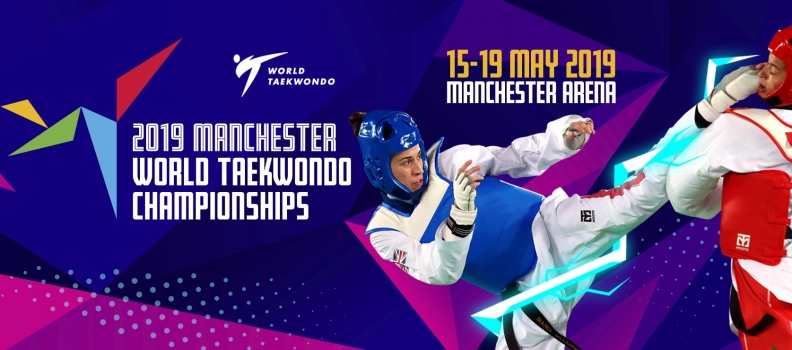 Hall's Well for GB Taekwondo's Quality Street Squad