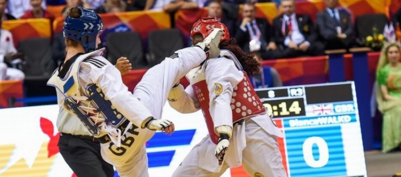 Worlds in Motion-GB Taekwondo Confirm Strong Squad to do Justice to Historic Championships