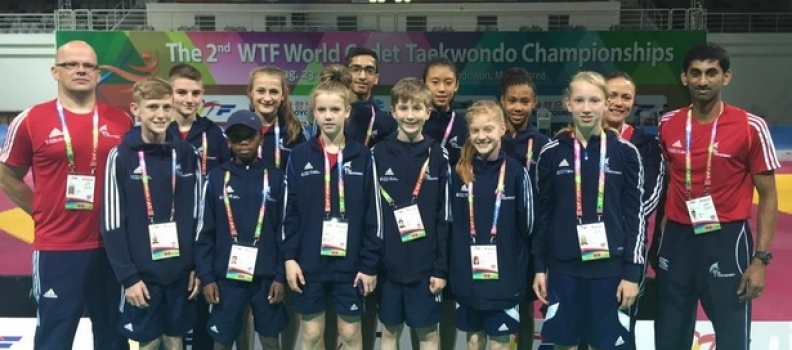 GB Cadets On Korean Hunt For Medals