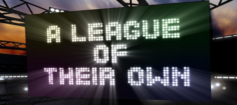 BEHIND THE SCENES: A League Of Their Own