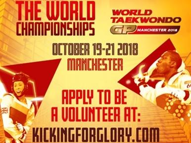 Volunteer at the World Taekwondo Grand Prix!