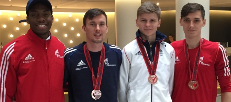 GB'S Men Down Under Start New Bronze Age