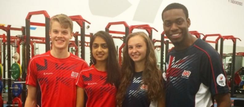 University Challenge For Double Olympic Medallist Muhammad