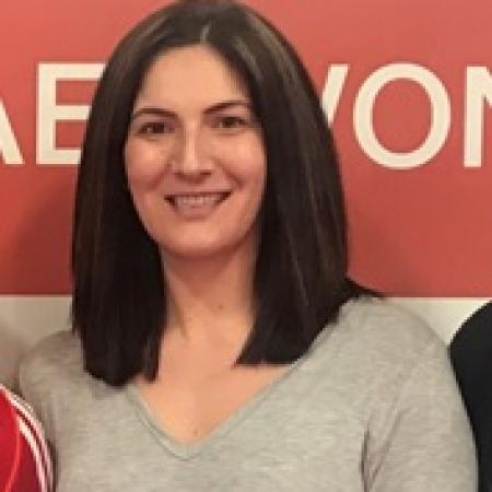 Sarah Stevenson-Jennings MBE